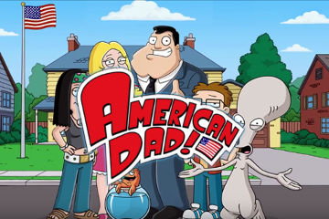 American Dad slot Playtech