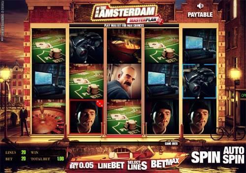 Amsterdam Masterplan free slot