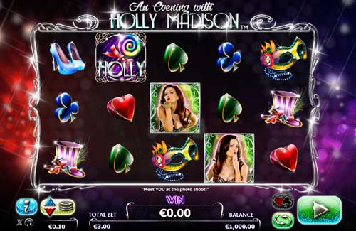 An Evening With Holly Madison free slot