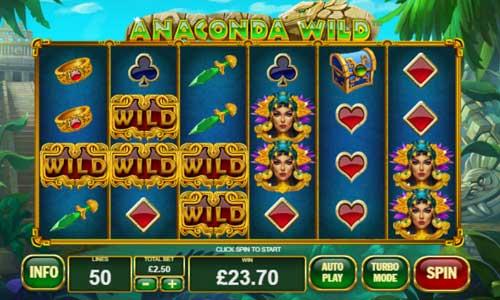 Anaconda Wild free slot
