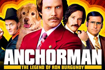 Anchorman free slot