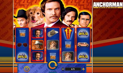 Anchorman slot