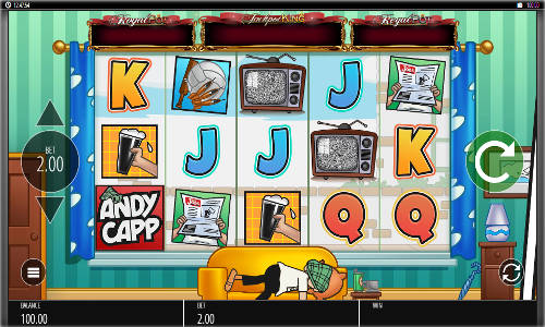 Andy Capp free slot