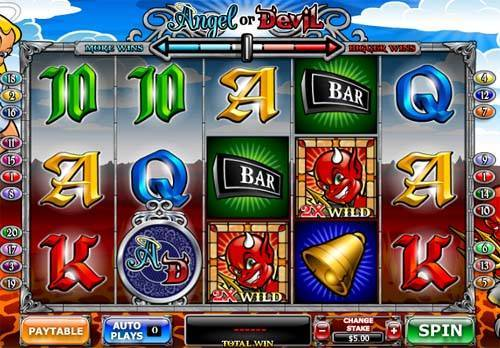 Angel or Devil free slot