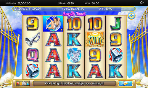 Angels Touch free slot