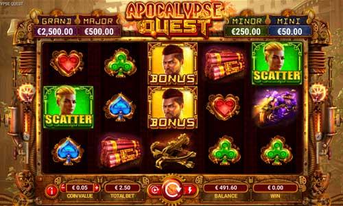 Apocalypse Quest free slot