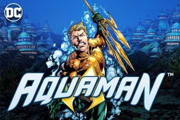 Aquaman slot Playtech