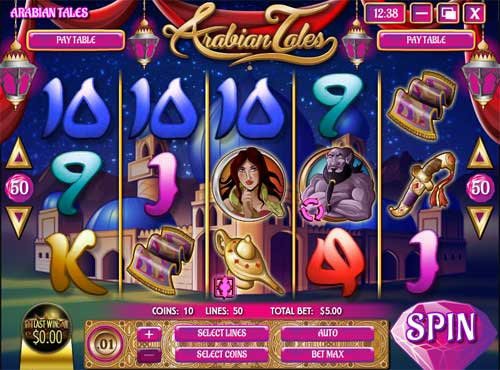 Arabian Tales casino slot
