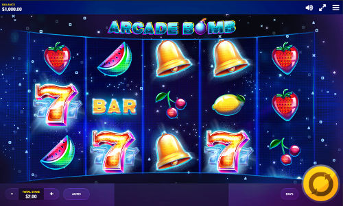 Arcade Bomb free slot