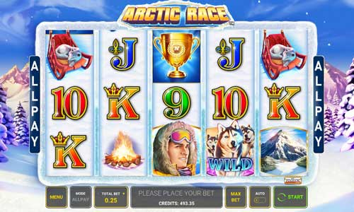 Arctic Race free slot