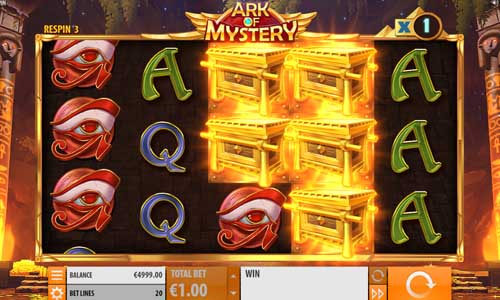 Ark of Mystery free slot