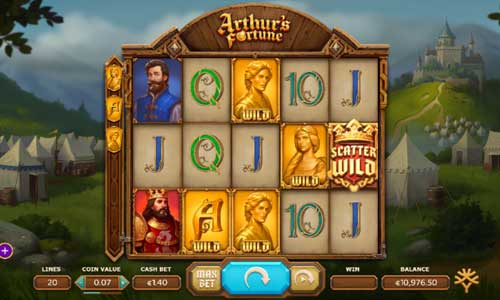 Arthurs Fortune free slot