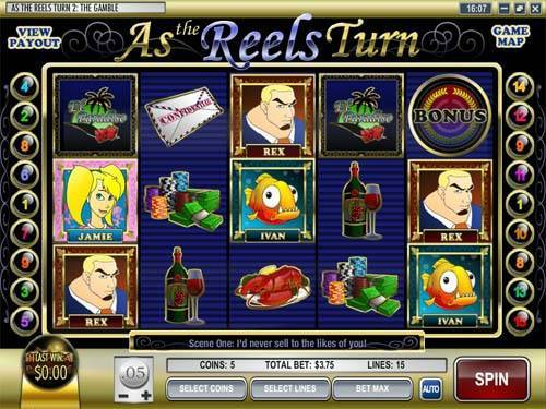 As The Reels Turn 2 casino slot
