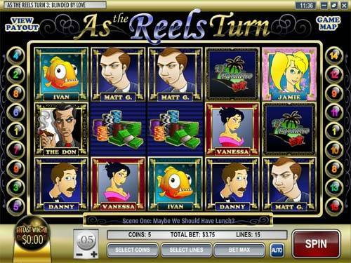 As The Reels Turn 3 free slot