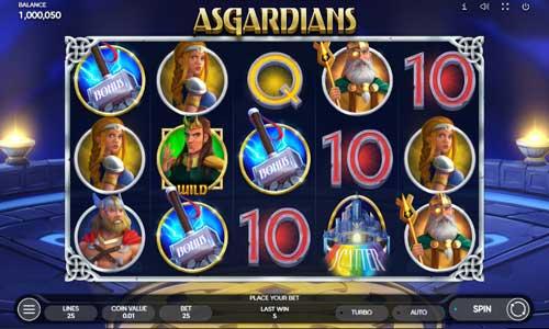 Asgardians free slot