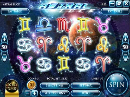 Astral Luck free slot