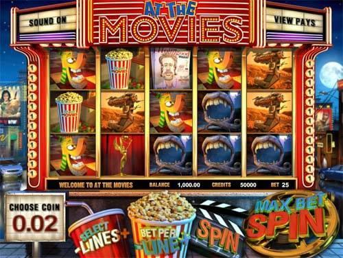 At The Movies free slot