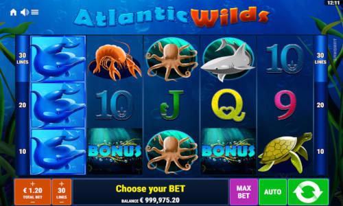 Atlantic Wilds free slot