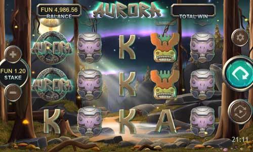 Aurora free slot