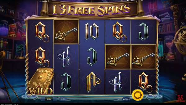 Aurum Codex free slot