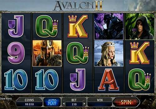 Avalon 2 casino slot
