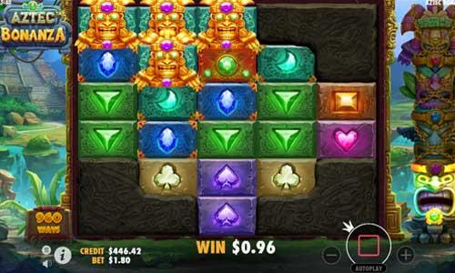 Aztec Bonanza free slot