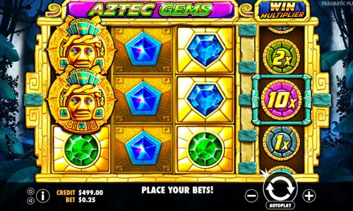 Aztec Gems casino slot