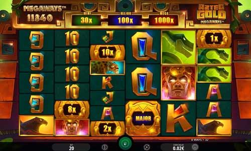 Aztec Gold Megaways casino slot