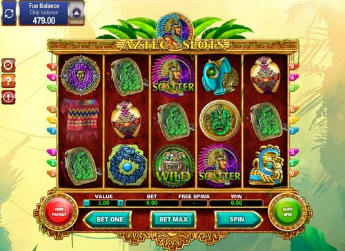 Aztec Slots free slot