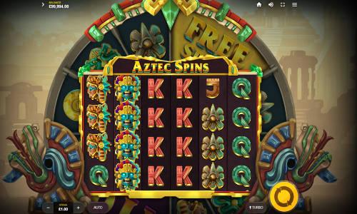 Aztec Spins free slot