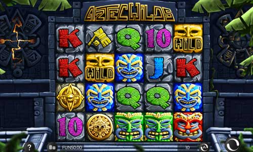 Aztec Wilds free slot