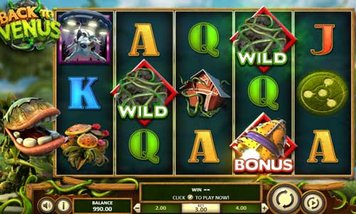 Back to Venus free slot