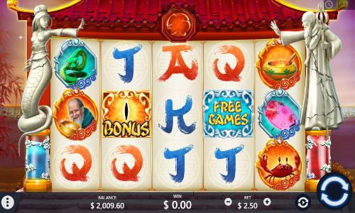 Bai She Zhuan free slot