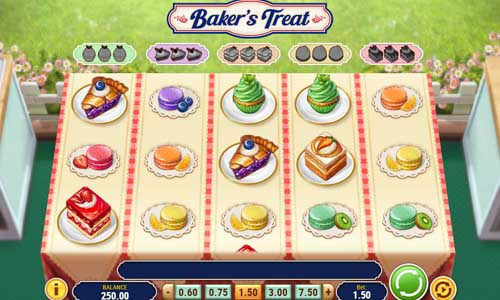Bakers Treat free slot