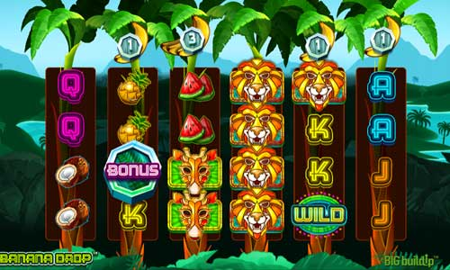 Banana Drop free slot