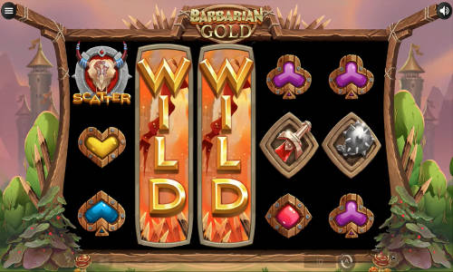 Barbarian Gold free slot