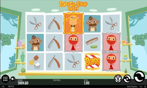 Barber Shop Uncut free slot