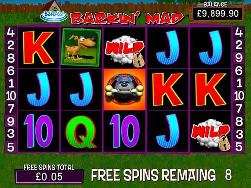Barkin Mad free slot