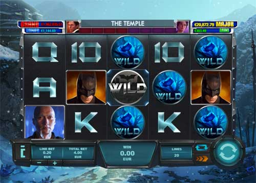 Batman Begins free slot