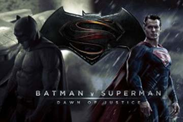 Batman vs Superman Dawn of Justice free slot