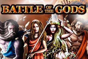 Battle of the Gods slot Playtech