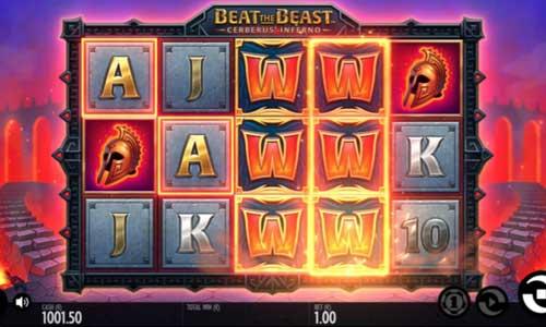 Beat the Beast Cerberus Infernosymbol upgrade slot