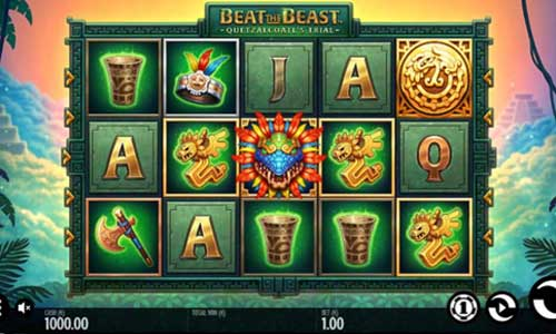 Beat the Beast Quetzalcoatls Trial new slot