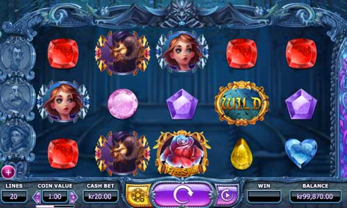 Beauty and the Beast free slot