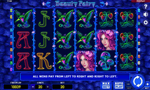 Beauty Fairy free slot