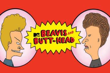 Beavis and Butt-Head slot Blueprint