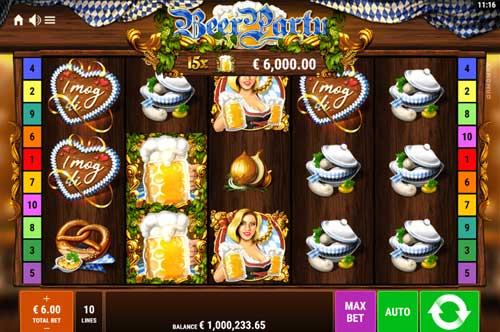Beer Party free slot