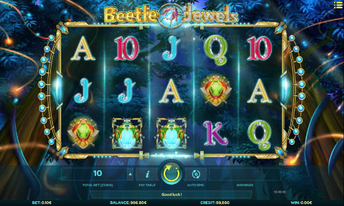 Beetle Jewels free slot