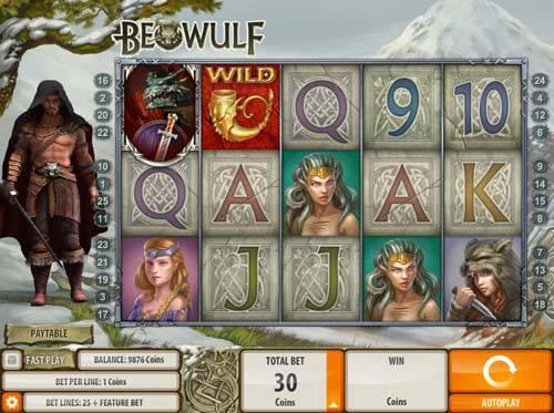 Beowulf free slot