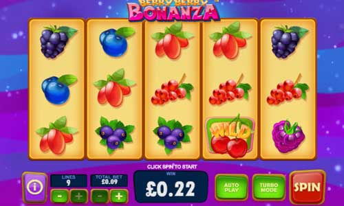 Berry Berry Bonanza free slot